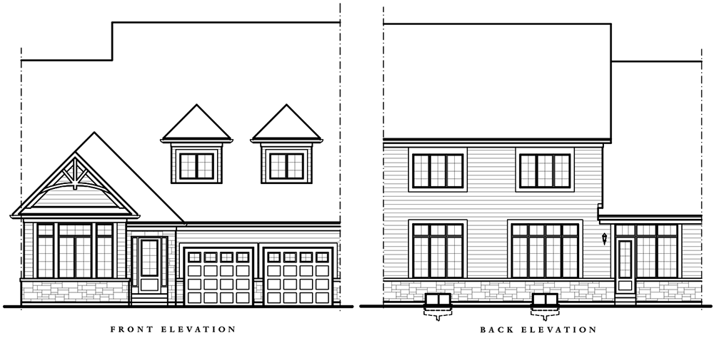 Woodington Elevation